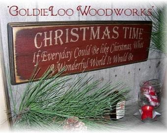 Christmas Time, Primitive, Folk Art