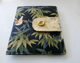 Birds in Bamboo iPad Cover