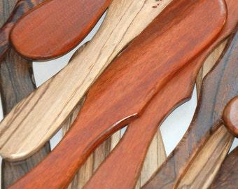 wooden swedish spreader padauk