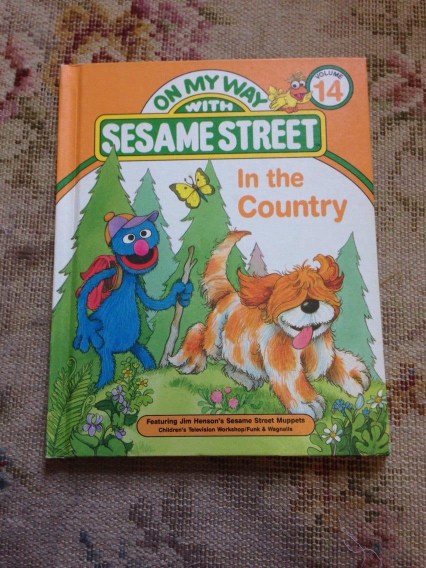 Jim Henson, The Sesame Street Library. Volume Hardcover 0834300109