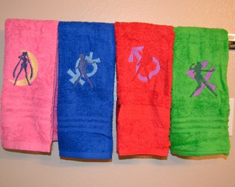 Sailor Moon Hand Towel