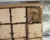 reclaimed cedar wall art