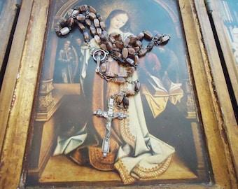 The Italian.European Rosary. 70s.