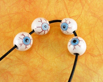 Large Eyeball Beads