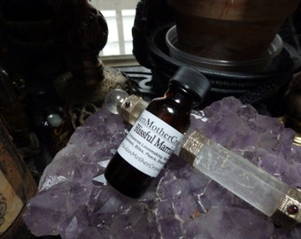 Marriage Bliss Oil Wicca Pagan Spirituality Religion Ceremonies Hoodoo Metaphysical MaidenMotherCrone