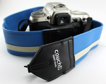 Runway Blue Racer X Camera Strap