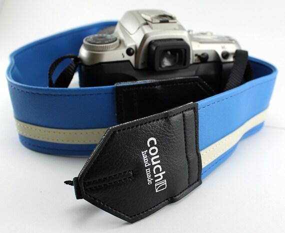 Runway Blue Racer X Camera Strap