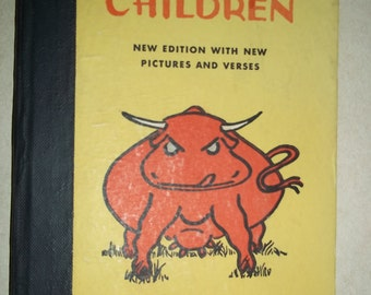 poetry NOT FOR CHILDREN book Roland Young Garden City Publishing copyright 1930 1945  Poems Prose