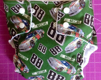 Dale Earnhardt Jr Cloth Diapers/Diaper Cover