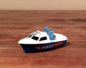 Matchbox Police Launch No.52