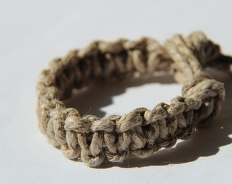 Large / Thick Hemp Bracelet