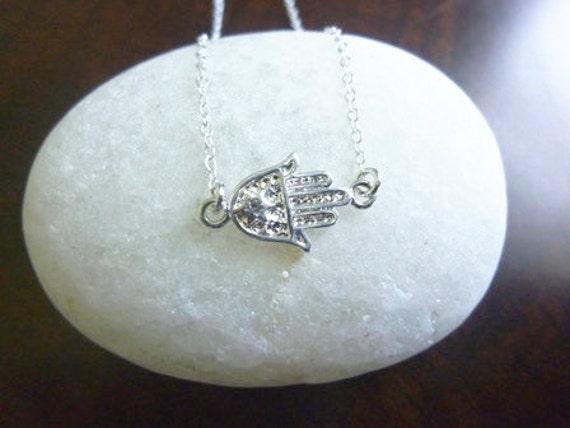 evil eye necklace-silver hamsa necklace-silver hand of fatima necklace-silver evil eye necklace-silver hamsa bracelet-evil eye bracelet
