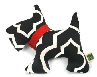 Small Dog Toy - Little Scottie Dog