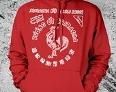 Sriracha Hoodie Hooded Sweat Shirt
