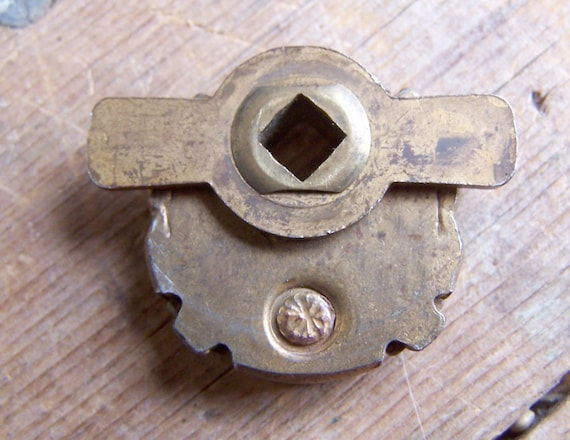 Old Front Door Mortise Lock Repair Part Antique Vintage Dead