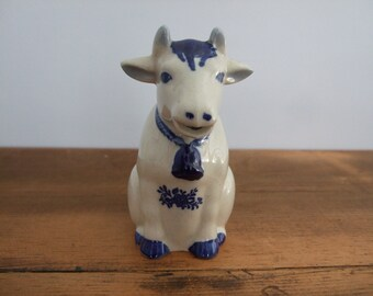 Vintage Cow Creamer JSNY