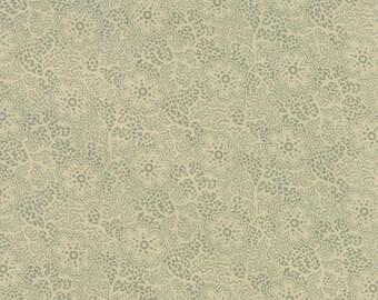 Autumn Lily - Fresh Blooms in Rainwater by Blackbird Designs for Moda Fabrics