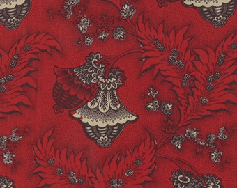 Rue Indienne - Collette in Rouge by French General for Moda Fabrics