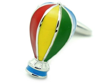 Colorful Balloon cufflinks
