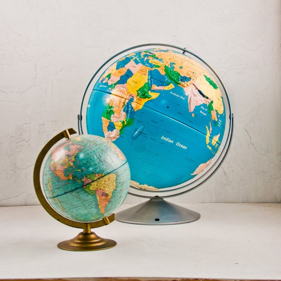 vintage globe home decor unique summer gift ideas mother s