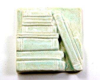 Bookshelf Tile 4x4 - Ceramic Tile