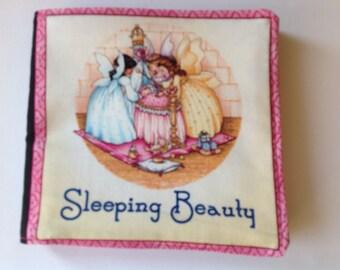 Sleeping Beauty Soft Cloth Book