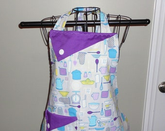 Kitchen Utensils Apron