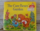 Vintage Care Bears' Garden Book 1983