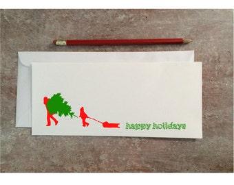 Golly Holiday Card
