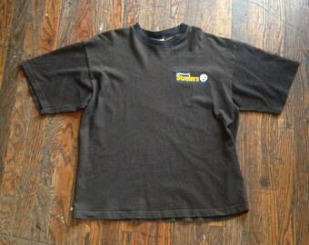 90s Pittsburgh Steelers Jersey Tee