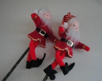 Set of Two Elf Pics