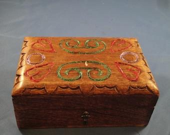Sailor's Valentine Box