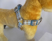 Dog Harness Choose Fabric Choose Size No Bows Custom Handmade STEP IN Ergonomically Correct Accessories Accessory Pet Pets