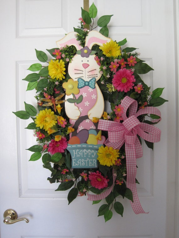 printable easter wreaths easter wreath free shipping front door wreath by 2763