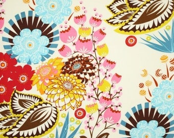 Summer Totem in Tart AH37 - Loulouthi by Anna Maria Horner for Free Spirit Fabrics - By the Yard