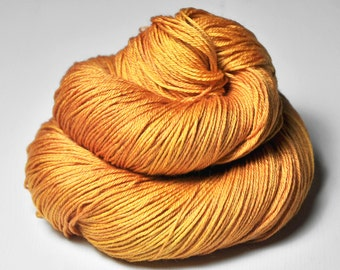 Last sunset light - Merino/Silk Fingering Yarn Superwash