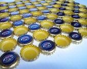 100 Miller Lite Bottle Caps