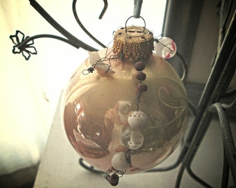 Handmade Holiday Ornament