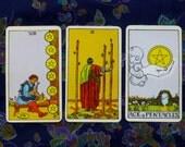 Tarot Card Reading Past, Present, Future ~ Choose Your Deck ~