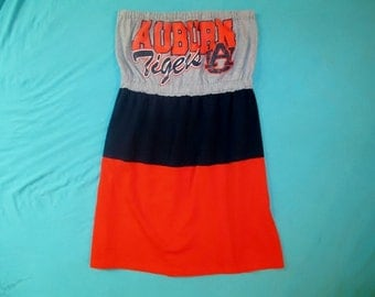 Auburn Tigers Game Day Dress - Tailgate in Style