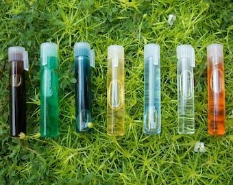 10 Fragrance Oil Samples