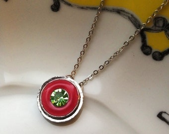 Circles are Lovely necklace