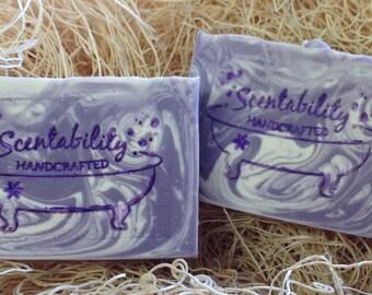 Lavender Abundant Shea Soap