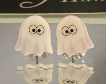 Halloween Ghost Stud earrings