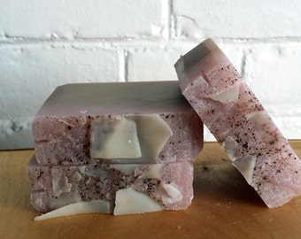 Jasmine Vanilla Soap  /  Handmade Soap / Cold Process Soap / Olive Oil Soap/ 4 oz.