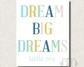 Dream Big Dreams Boy