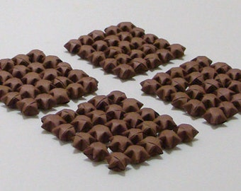 Lucky Stars (100): Chocolate Brown