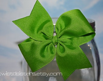 Simply Green Apple Bow