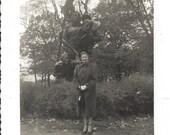1950 GETTYSBURG GAL, Original Black and White Photograph