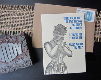 view birthday cards by pixiesandporcupines on etsy, Birthday card